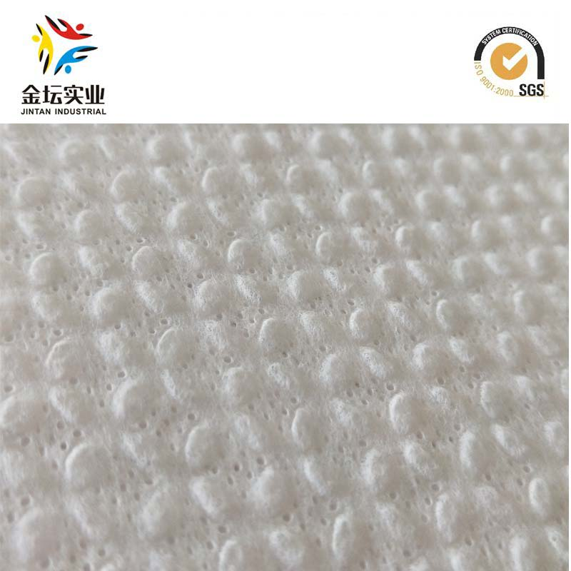 Low Re-Wet and Softness Embossing Hot Air Through Nonwoven for Baby Diaper Topsheet (Y03)