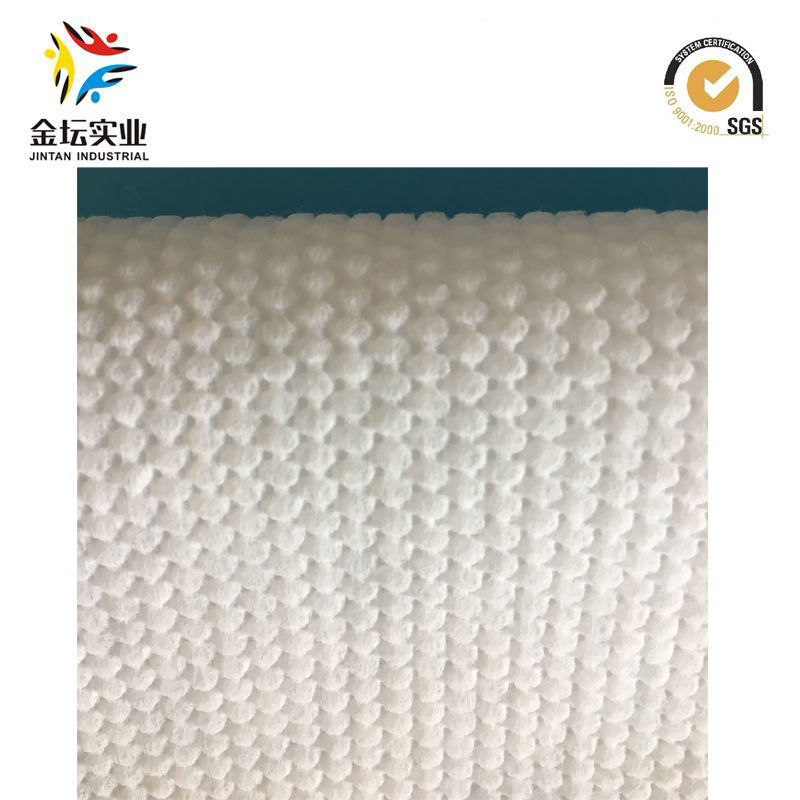 Wholesales Custom Exquisite 3D Appearance Hot Air Through Non Woven for Adult Diapers (YS-01)